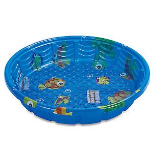 Wading pools