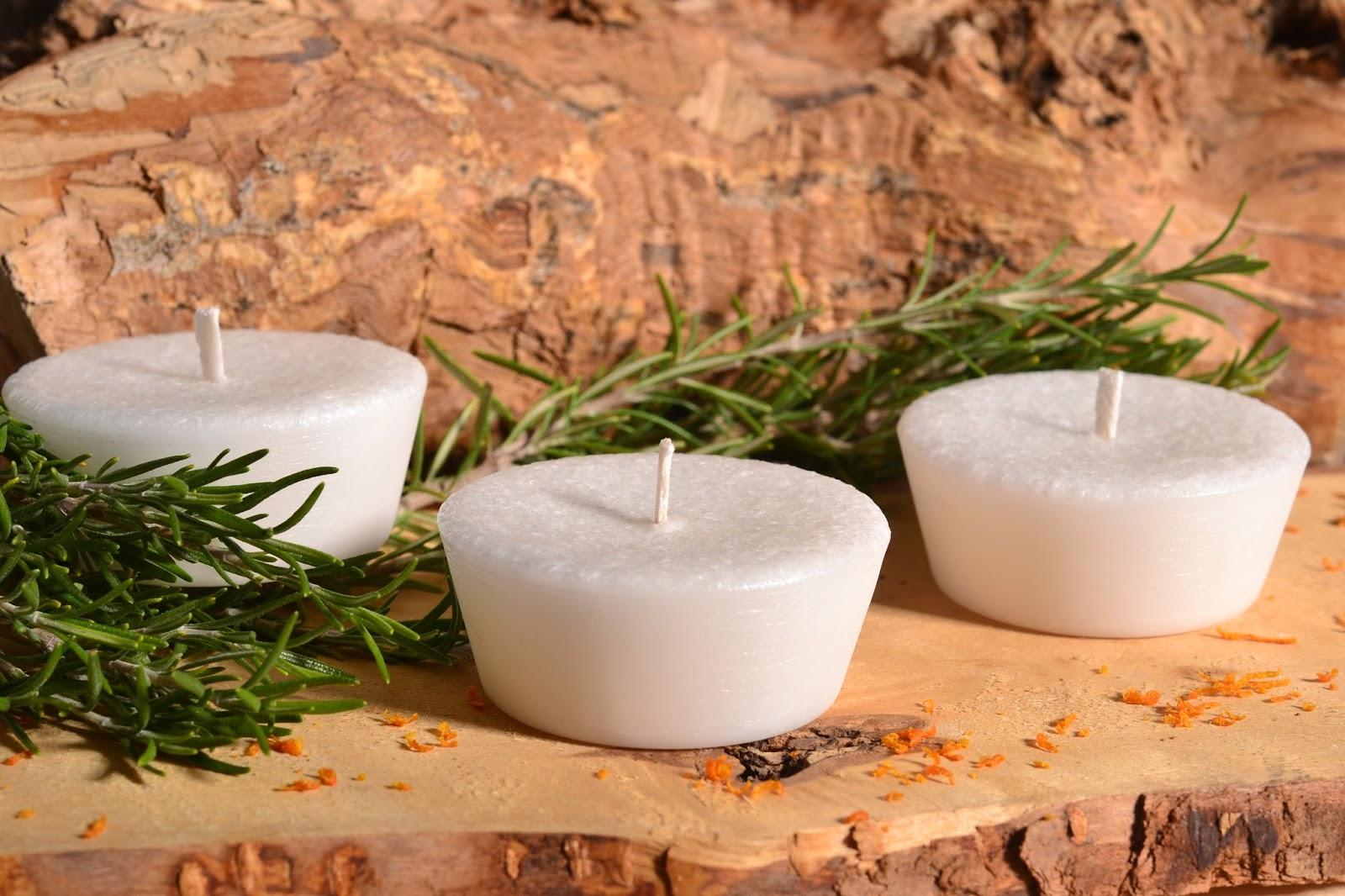 regalos de navidad velas aromaticas naturales