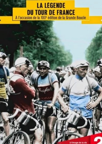 la leyenda del tour de francia documental La leyenda del Tour de Francia [Documental]