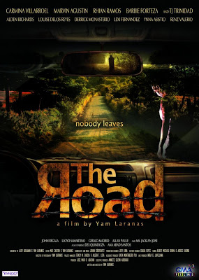 Con Đường Ma Ám - The Road