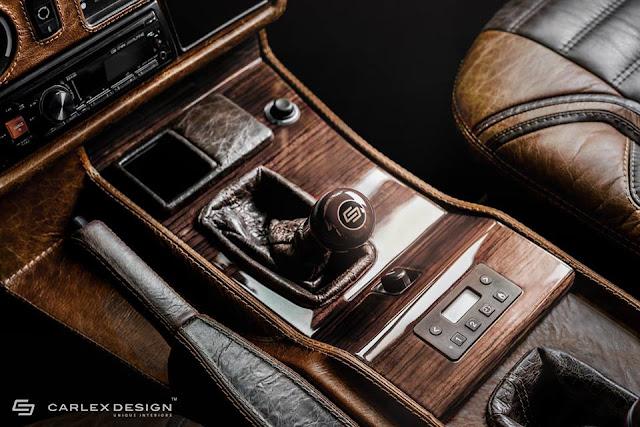 gelandewagen transmission