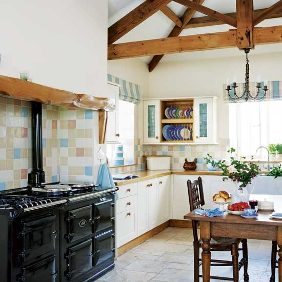 Http Zuhairah Homeinteriordesign Blogspot Com 2011 05 Country Kitchens Html