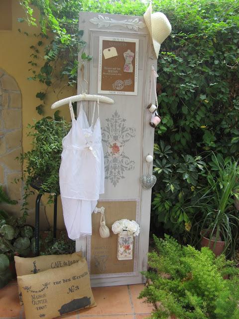 382 bolsa reciclada manualidades for Como hacer una puerta reciclada