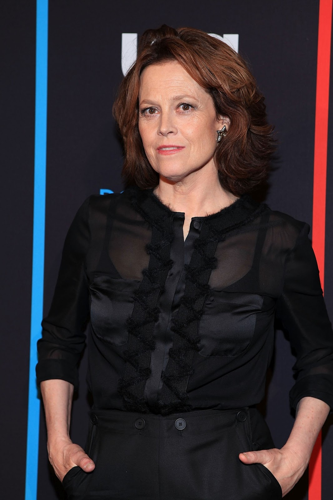 Ladies in Satin Blouses: sigourney weaver - various pictures