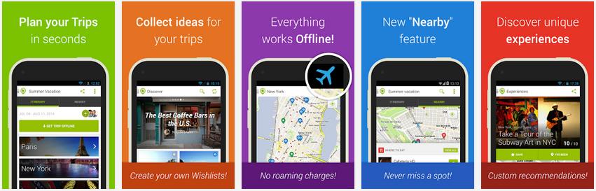 Tourist Eye - app para viajantes do mundo