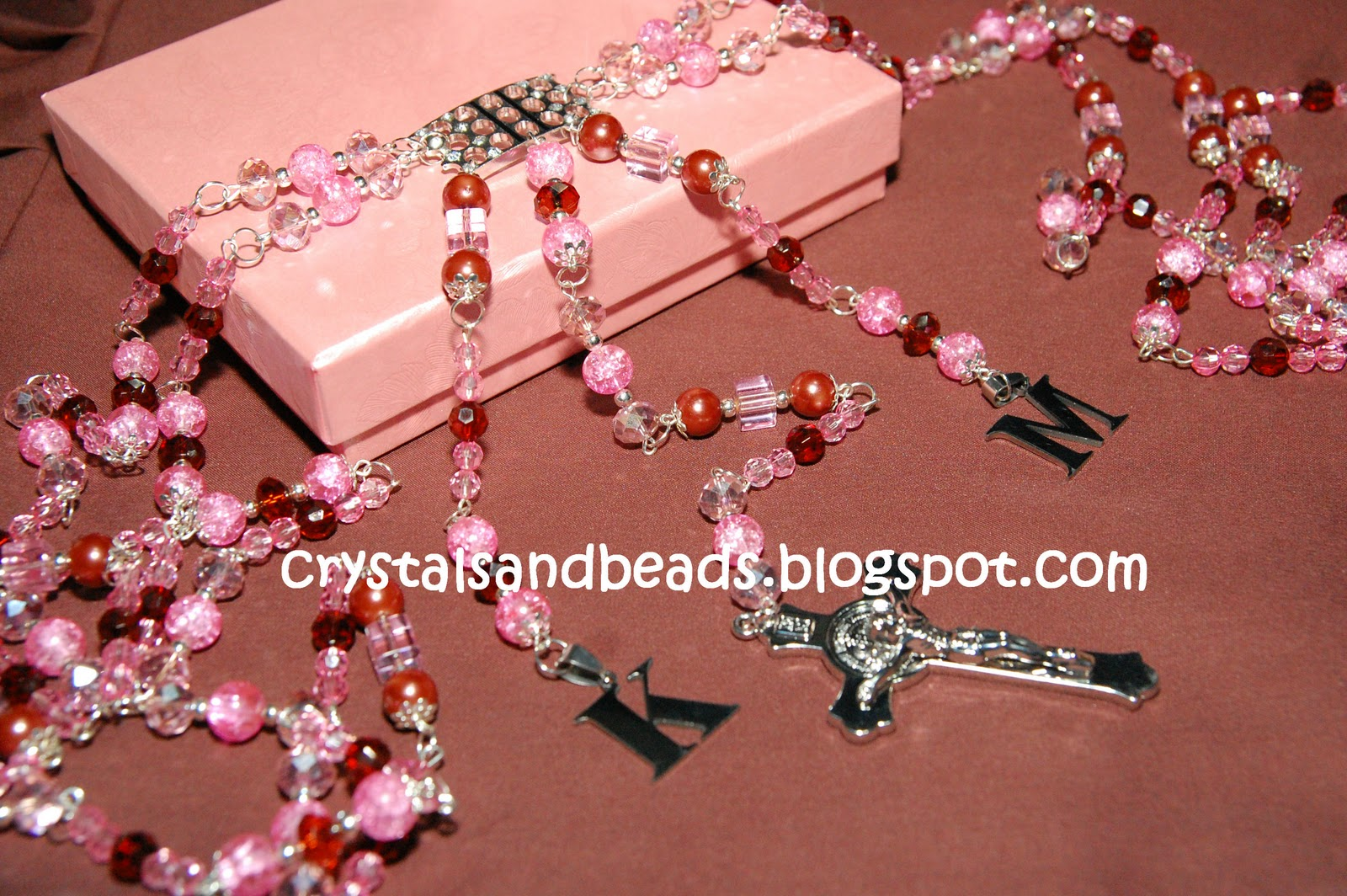 Crystals and Beads: the Wedding Cord = crystals & beads