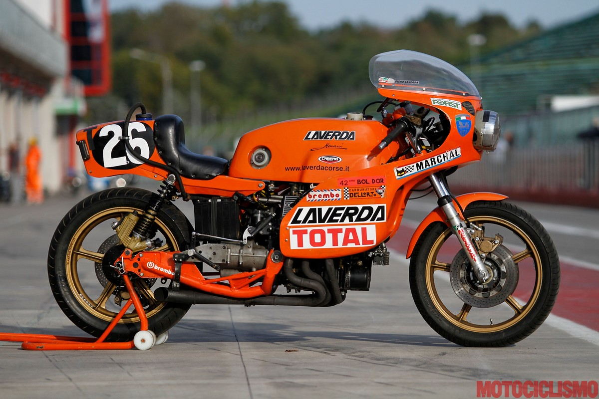 El Corra Motors Laverda 1000 V6