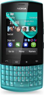 <b>Nokia Asha 303</b>