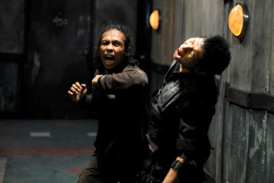 Yaya Ruhian as Mad Dog