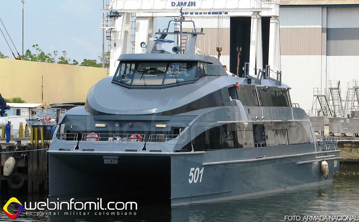 ARC Juanchaco Armada Colombia