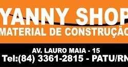 Yanny Shop - Material de Construção