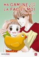 Black Box, Critique Manga, Ma gamine la fac et moi, Manga, Shojo,