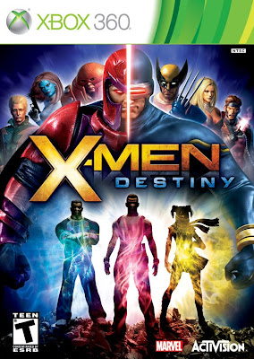 X-Men: Destiny Xbox 360