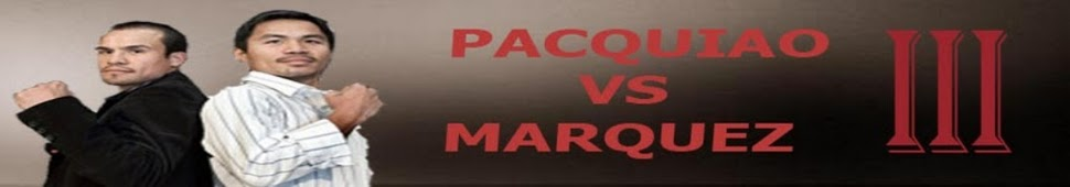 Watch Pacquiao vs Marquez 3 Fight