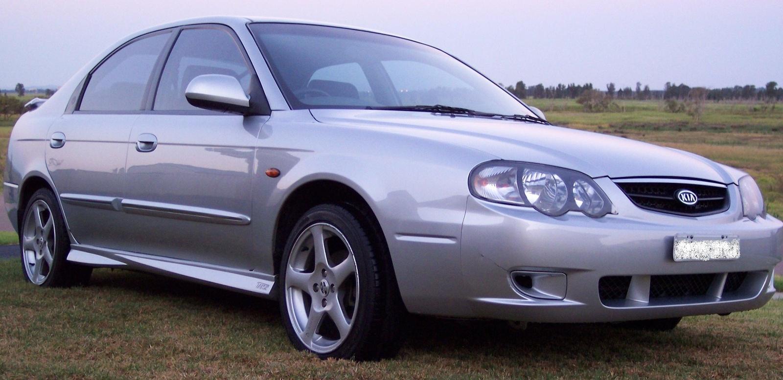 Autos World For All: Kia 2001
