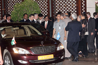 Mukesh Ambani's Dinner Party for UN Secretary General