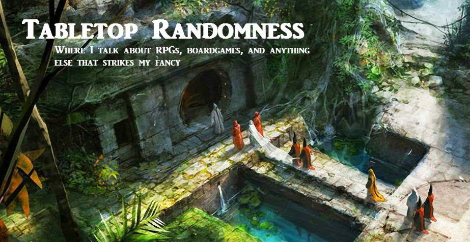 Tabletop Randomness