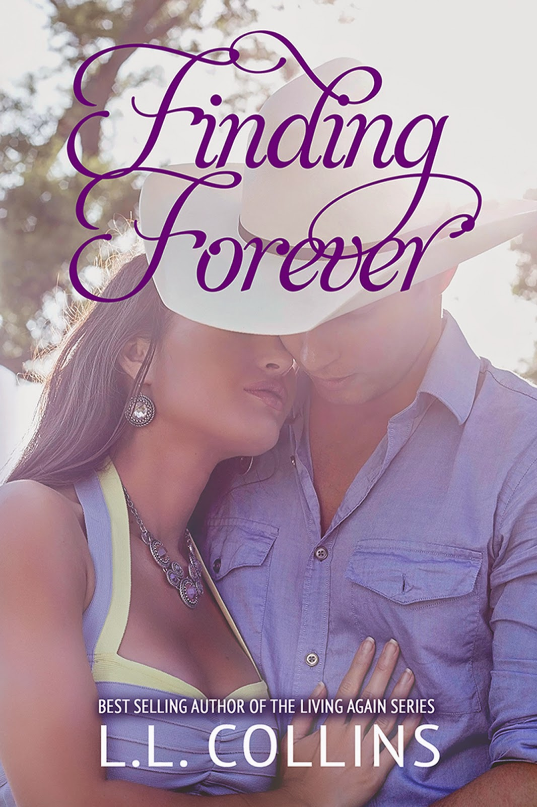 Cover Reveal – Finding Forever by L.L. Collins