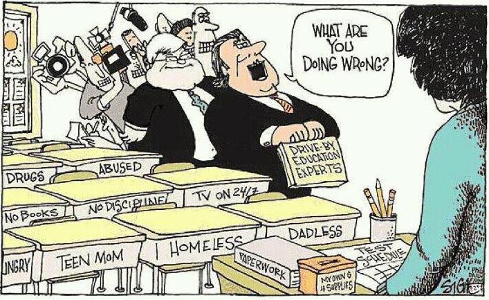 american education system failing