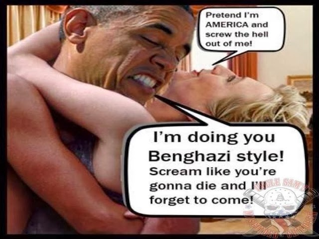 hillary and obama in sexual position