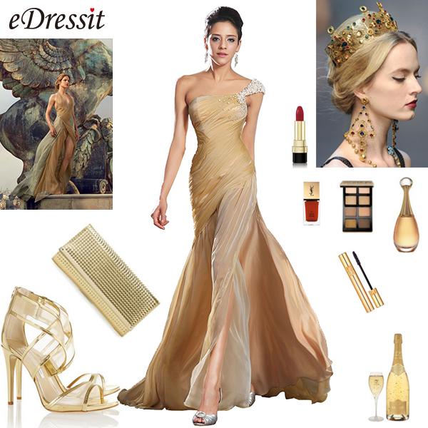 eDressit - Your Own Designer | Dresses for Inverted Triangle Body Type