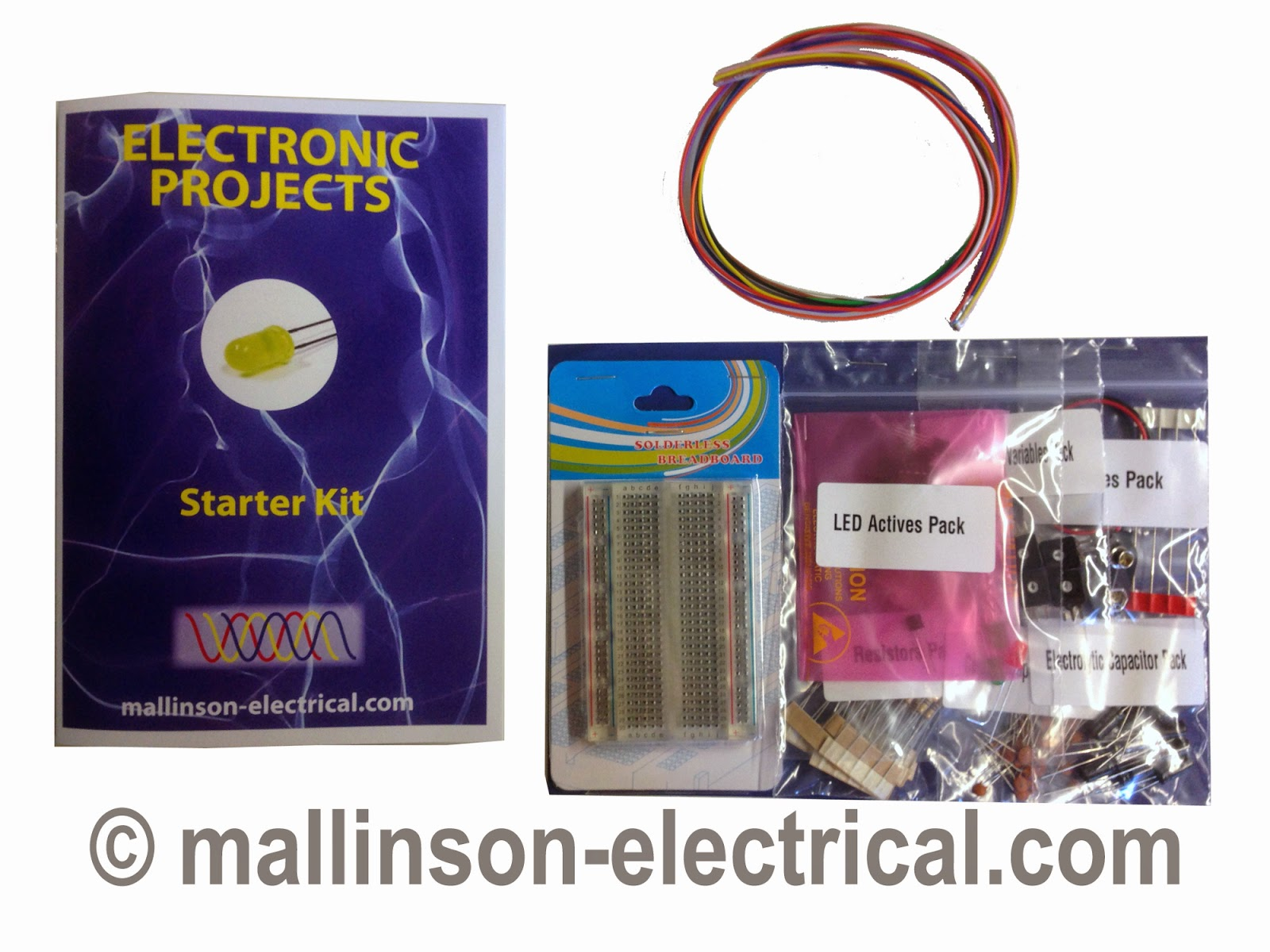 Mallinson electrical. Online electronic components.: Electronic ...