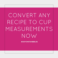 Need a cup conversion?