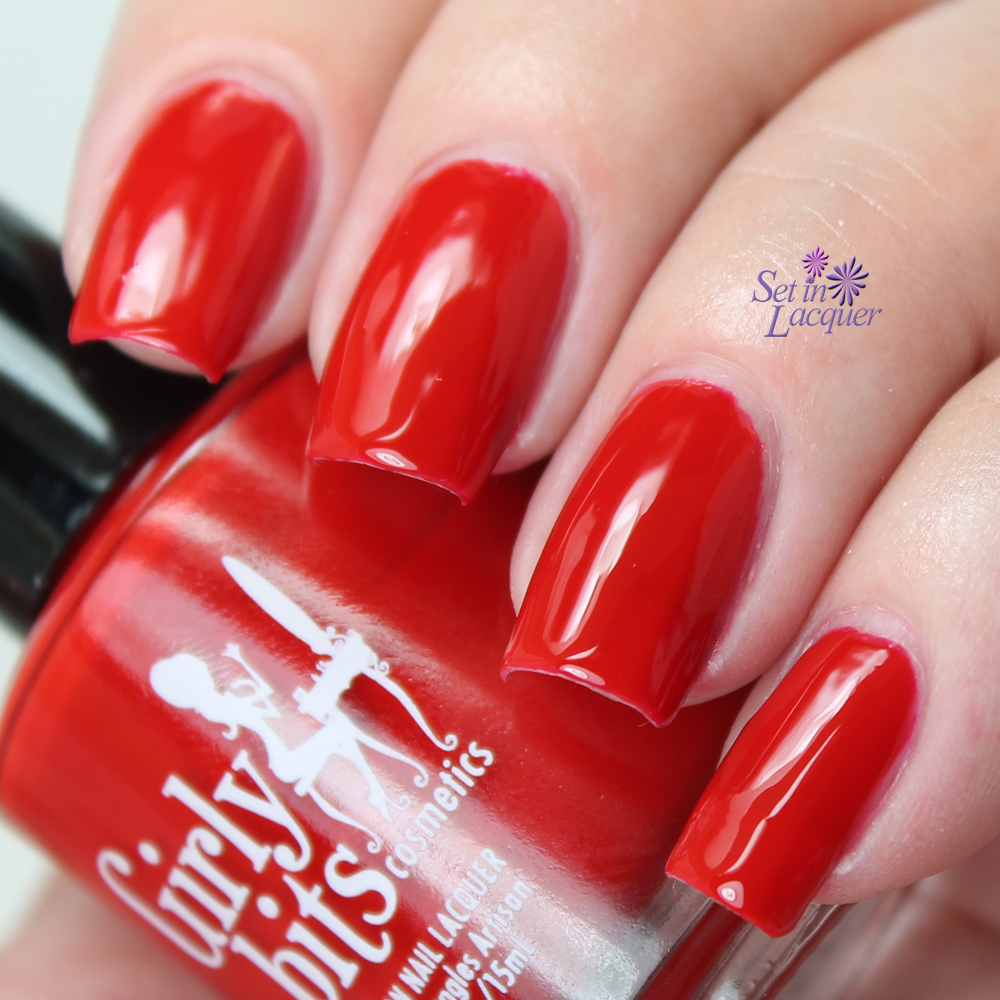 April 2015 - Set in Lacquer