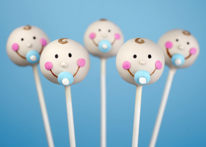 Pictures Of Cake Pops For Baby Shower : What s Baking in the Barbershop?!: My First Attempt at ...