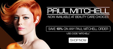 Paul Mitchell products are here! Get 10% off today!
