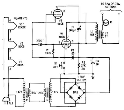 Atv Jr Transmitter 440mhz Circuit on simple power supply wiring diagram