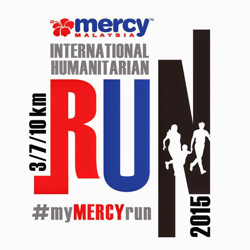 running, #myMERCYrun 2015, MERCY Malaysia,