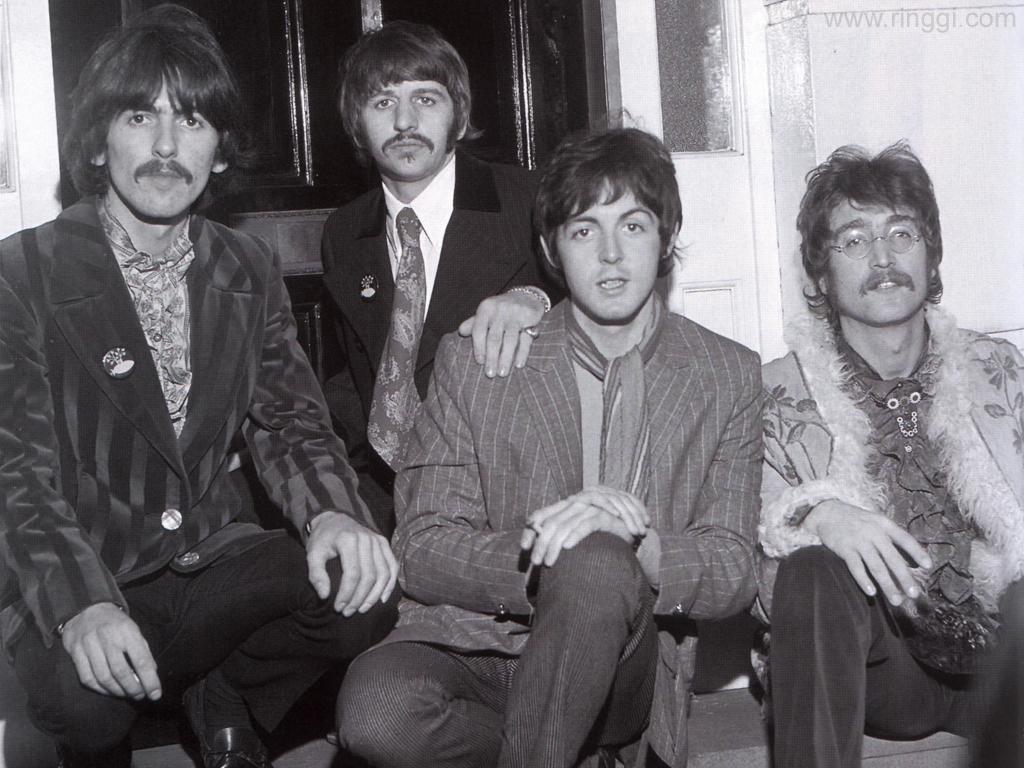 The Beatles en 1964