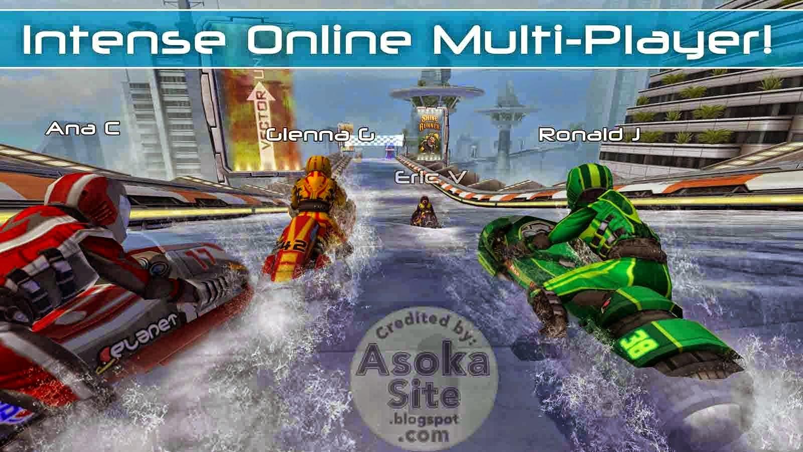 Riptide GP2 Full APK + MOD Unlimited Money ScreenShot by http://www.jembercyber.blogspot.com