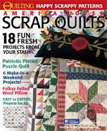 McCall&#39;s Quilting America Loves Scrap Quilts
