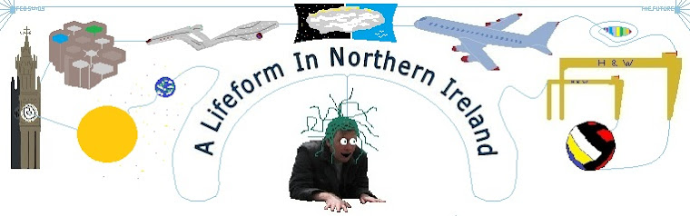 A Lifeform In Northern Ireland