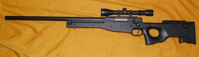 Senjata Sniper Paling Canggih di Dunia