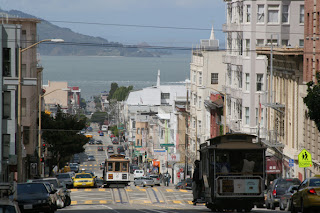 overview of-san francisco-nobhill