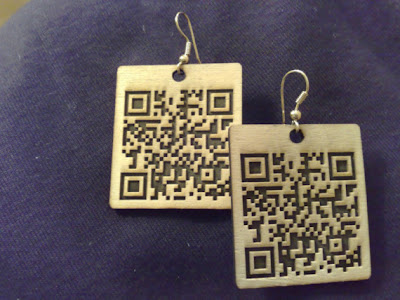 Creative QR Code Inspired Products and Designs (15) 15
