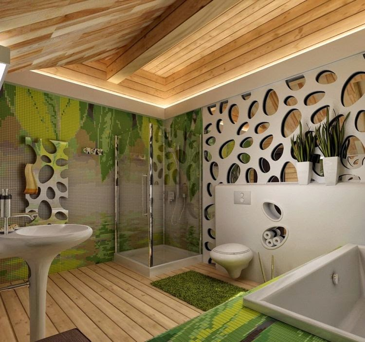 13 new design trends in the bathroom ~ Bathroom ideas 2015 ...