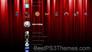 Home Theater theme ps3