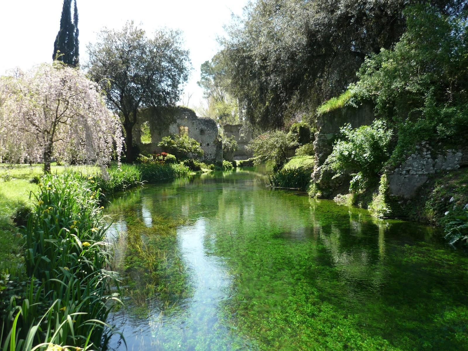 Divagazioni I Giardini Di Ninfa