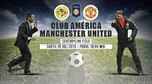 Club America vs Manchester United ICC 2015