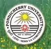 Jobs of Project Fellow in Pondichery University