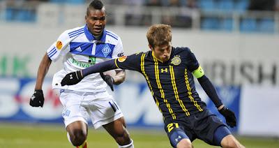 Dynamo Kyiv 3 - 3 Maccabi Tel Aviv (2)