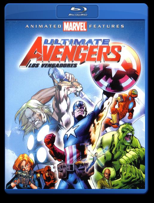 Vengadores (Ultimate Avengers) Blurayrip Castellano 2006