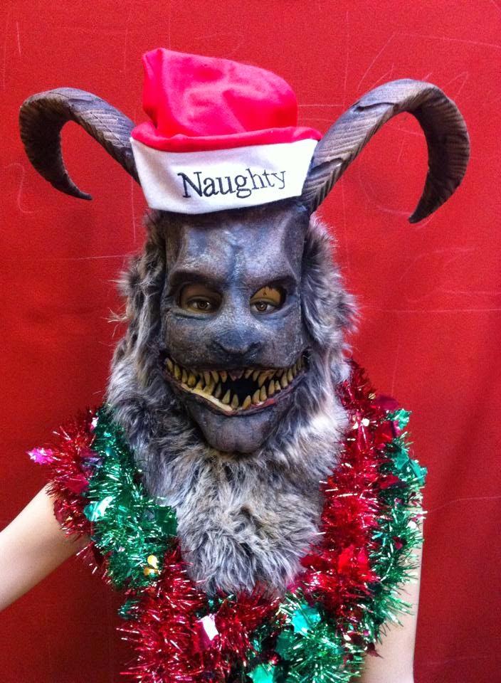 Mandala's Christmas Krampus