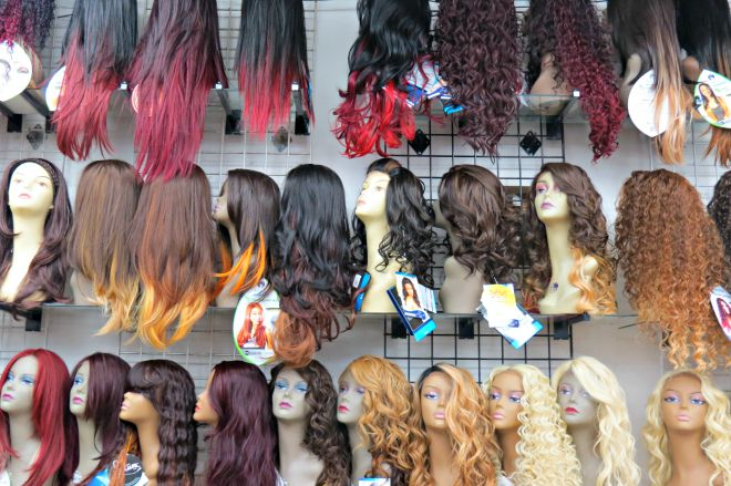 The santee alley chantels wigs hair extensions hair accessories it is especially recommended for women looking to perm their wigs the cuticles in remy hair are not stripped which makes them look completely natural pmusecretfo Gallery