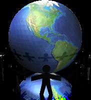 gathered around the world