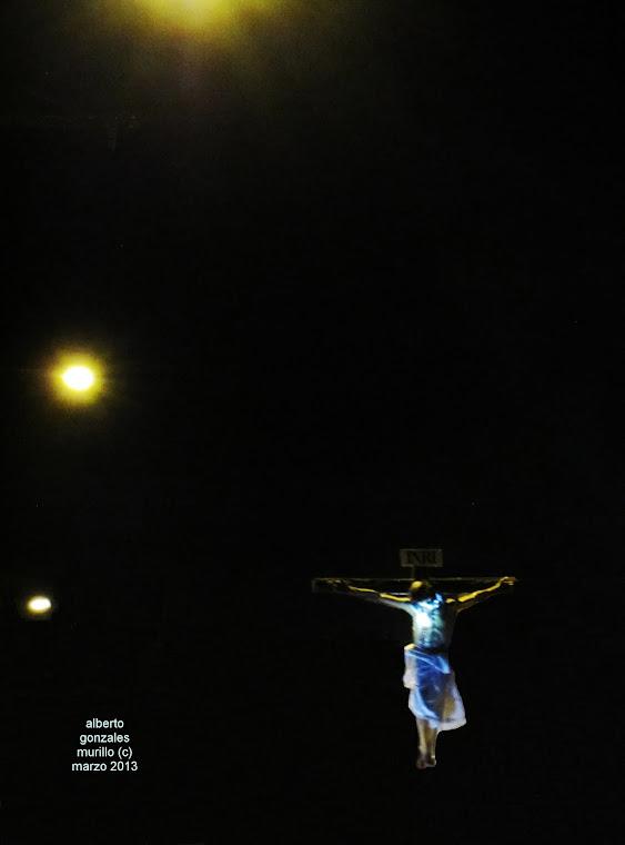 Imagen de JESUS aparece en Ascención